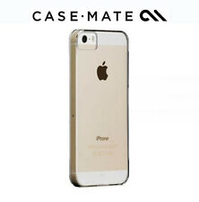 Case-Mate Barely There Handytasche Schutzhülle Back Cover, iPhone SE, Clear