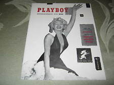 FACTORY SEALED PLAYBOY #1 1953 MINT! LIMITED EDITION IN A BOXED PLAYBOY GIFT SET
