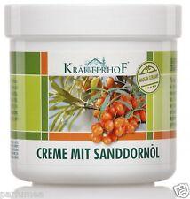 La crème corporelle à la pulpe d'Argousier et Beurre de karité 250 ML NEUF