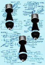 BOMB RELEASE MECHANISM for Radio Control Model Airplane Plans and BuildingNotes