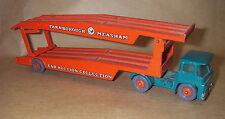 Matchbox Guy Warrior Car Transporter - Major Pack N° 8 Made in England