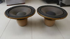 TANNOY HPD 12 INCH DRIVER COMPLETE WITH ORIGINAL CROSSOVER ONE PAIR WORK Speaker
