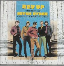 Mitch Ryder - Rev Up!!The Best Of Mitch Ryder, CD Neu
