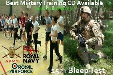 �� Bleep Test Training CD ��Full Test Training Levels - Army Navy Marines Fire��
