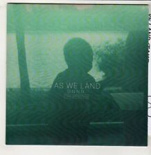 (GX474) Unno, As We Land EP - 2016 DJ CD