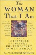 The Woman That I Am: The Literature and Culture of Contemporary Women of Color