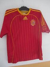 Trikot C40 Spanien Fußball Nationalmannschaft in Größe 164