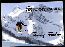 Tommy pescatori AUTOGRAFO MAPPA ORIGINALE FIRMATO + a 106299