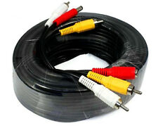 Replacement Camera Cable 100', CAB-100A for Night Owl