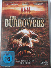 The Burrowers Das Böse unter der Erde - Fantasy Horror Western, Dakota, Indianer