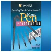 PEN PENETRATION - EMPIRE MAGIC