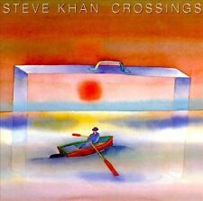 Crossings by Steve Khan CD 1994 VERVE JAZZ JZ910