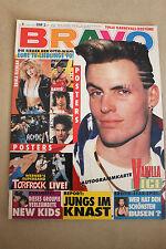 Bravo 4/1991 Vanilla Ice, Robert Smith, Iron Maiden, ZZ Top, Rod Stewart,