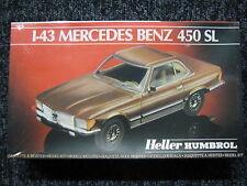Heller Humbrol Mercedes-Benz 450 SL 1:43 (JS)