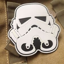 GLOW STAR WARS IMPERIAL TACTICAL SPEC MORALE TACTICAL ISAF PVC PTACH