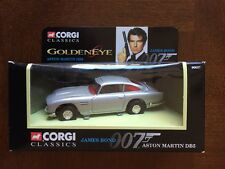 1995 Corgi James Bond 007 Aston Martin DB5 1:43 Die Cast, Nice!!