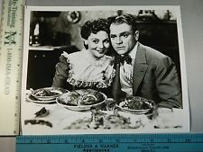 Rare Original VTG Jeanne and James Cagney Yankee Doodle Dandy Movie Photo Still