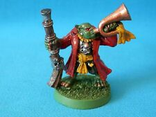 WARMONGER MINIATURES - BANGBOY WONGLEHORN PAINTED METAL MODEL