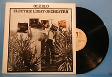 ELECTRIC LIGHT ORCHESTRA OLE ELO VINYL LP 1976 ORIG PRESS GREAT COND! VG+/VG+!!