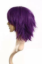 Fashion Womens Short Straight Hair Wigs Cosplay Party Carnival Costume Hair Wig