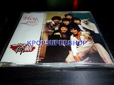 Shinhwa Hey, Dude! Coke Digital Single Promo CD Great Cond. RARE Shin Hye Sung