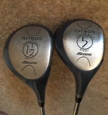 Mizuno Astron Rocker Sole 1.5 Wood And 5 Driver Dynafllex 2220 Shaft
