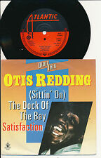 "OTIS REDDING 45 TOURS 7"" GERMANY THE DOCK OF THE BAY (ROLLING STONES)"