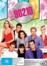 Beverly Hills 90210 : Season 2 (DVD, 2009, 8-Disc Set)