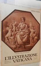 L ILLUSTRAZIONE VATICANA 1 15 marzo 1934 Leopoldo III Belgio Corporativismo e di
