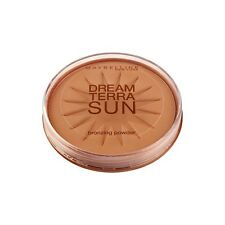 MAYBELLINE DREAM TERRA SUN BRONZING POWDER 01 Light Bronze NEW sealed