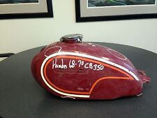Honda CL450 Gas Tank  Fuel Tank  CL 450  Vintage Cafe Custom  72 73