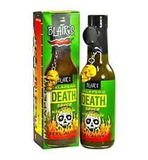 """BLAIR'S JALAPENO DEATH SAUCE WITH TEQUILA"" - Hot Chilli Sauce"