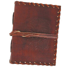 Dragon Slayer Legendary Folklore Leather Blank Journal Diary
