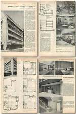1957 Alfred Dunhill Showrooms And Offices London's West End