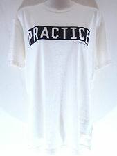Spiritual Gangster Off white T shirt Practice great for Yoga gym  size M  new