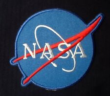 NASA SPACE TRAVEL SOLAR SYSTEM MARS PROGRAM SHUTTLE BADGE IRON SEW ON PATCH