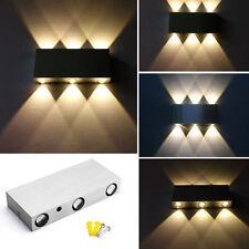 6W LED Wandlampe Effektlampe Wandleuchte Deckenleuchte Wand Beleuchtung