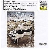 Beethoven Piano Concertos 2&5, Bohm, Karl, Jochum, Eugen, Good