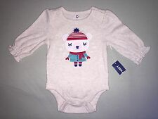 NEW OLD NAVY 0 3 MONTHS ONE PIECE LONG SLEEVE POLAR BEAR WINTER
