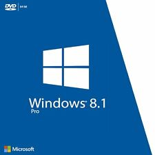 MICROSOFT WINDOWS 8.1 PRO 32/64 BIT ESD - ORIGINALE FATTURABILE
