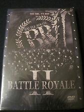 Battle Royale II Import DVD