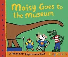 Lucy Cousins Maisy Goes to the Museum Very Good Book