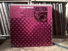 Grachan Moncur III Evolution Lee Morgan Jackie McLean Anthony Williams