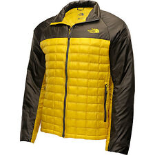 THE NORTH FACE THERMOBALL REMIX Men's Jacket Color Sulphur Yellow X-Large