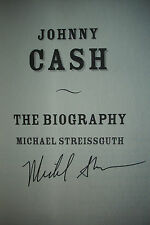 SIGNED FIRST EDITION Johnny Cash The Biography NEW FINE*King of Country Music!