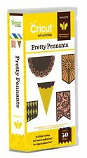 Cricut Pretty Pennants Projects Cartridge Use w/ Explore Expression All Machines