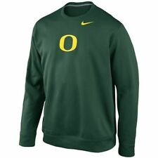 "Nike Oregon Ducks Performance Green Sweatshirt *Free Shipping in USA*""Medium"""