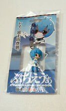 Petit Evangelion @ School Mt Fuji Limited Edition Rei Strap Phone Charm Figure