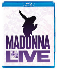 Madonna Live The Virgin Tour Blu-ray