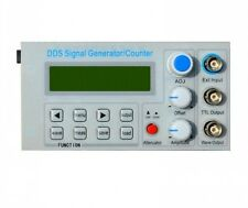 2MHz DDS Function Signal Generator Frequency Counter Square Wave Sweep TTL Panel
